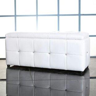 Warehouse of Tiffany Forza Upholstered Storage Bench
