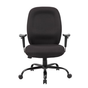 Review Niehaus Heavy Duty Office Chair by Ebern Designs