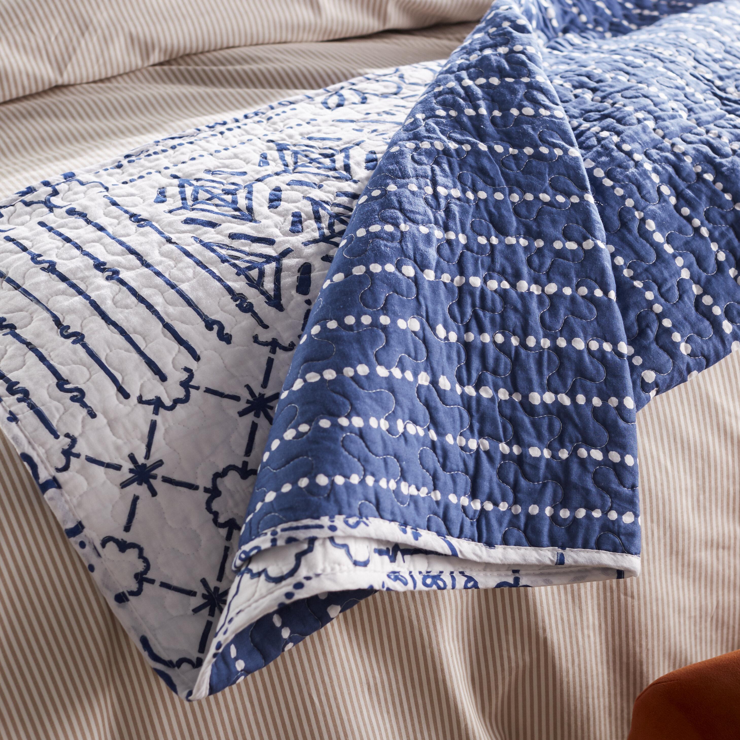 44d8a3e6c Roseann Cotton Throw Blanket