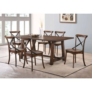 Belknap Amiable Dining Table Gracie Oaks