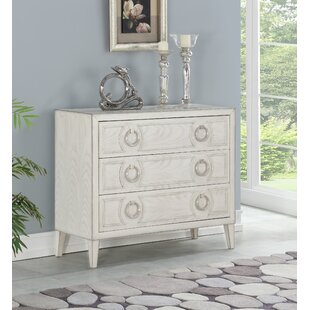 Furtado 3 Drawer Chest