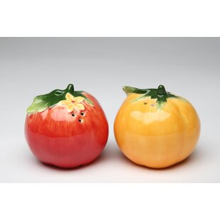 Tomato Salt and Pepper Set