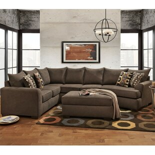 Casey Sectional Wildon Home ?