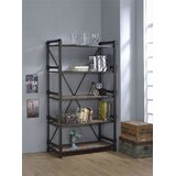 Ruhland 72 H x 40 W Etagere Bookcase by 17 Stories