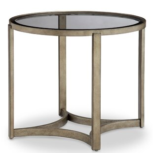Darby Home Co Riverdale Contemporary End Table