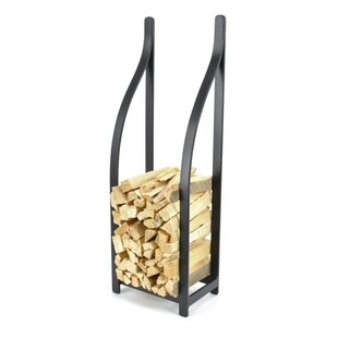 The Blacksmith Kindling Cast Iron Log Carrier By Symple Stuff