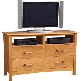 Monterey 4 Drawer Media Chest