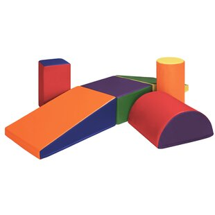 Dream 6 Piece Tree Kids Assorted Shape Block Set By Best Price Quality