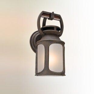 Dawn 1-Light Outdoor Wall Lantern by Loon..