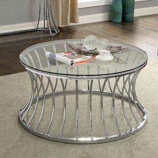 Santini Coffee Table By Rosalind Wheeler