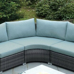Rosecliff Heights Correa Patio Chair with..