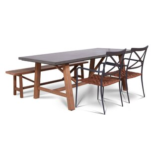 Blairsville 4 Piece Dining Set