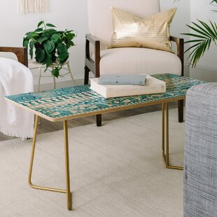 Schatzi Bodhi Bohemian Coffee Table East Urban Home