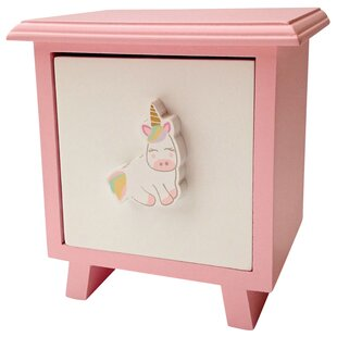 Lelia 1 Drawer Chest By Zoomie Kids