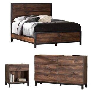 Wilma Standard Configurable Bedroom Set by AllModern