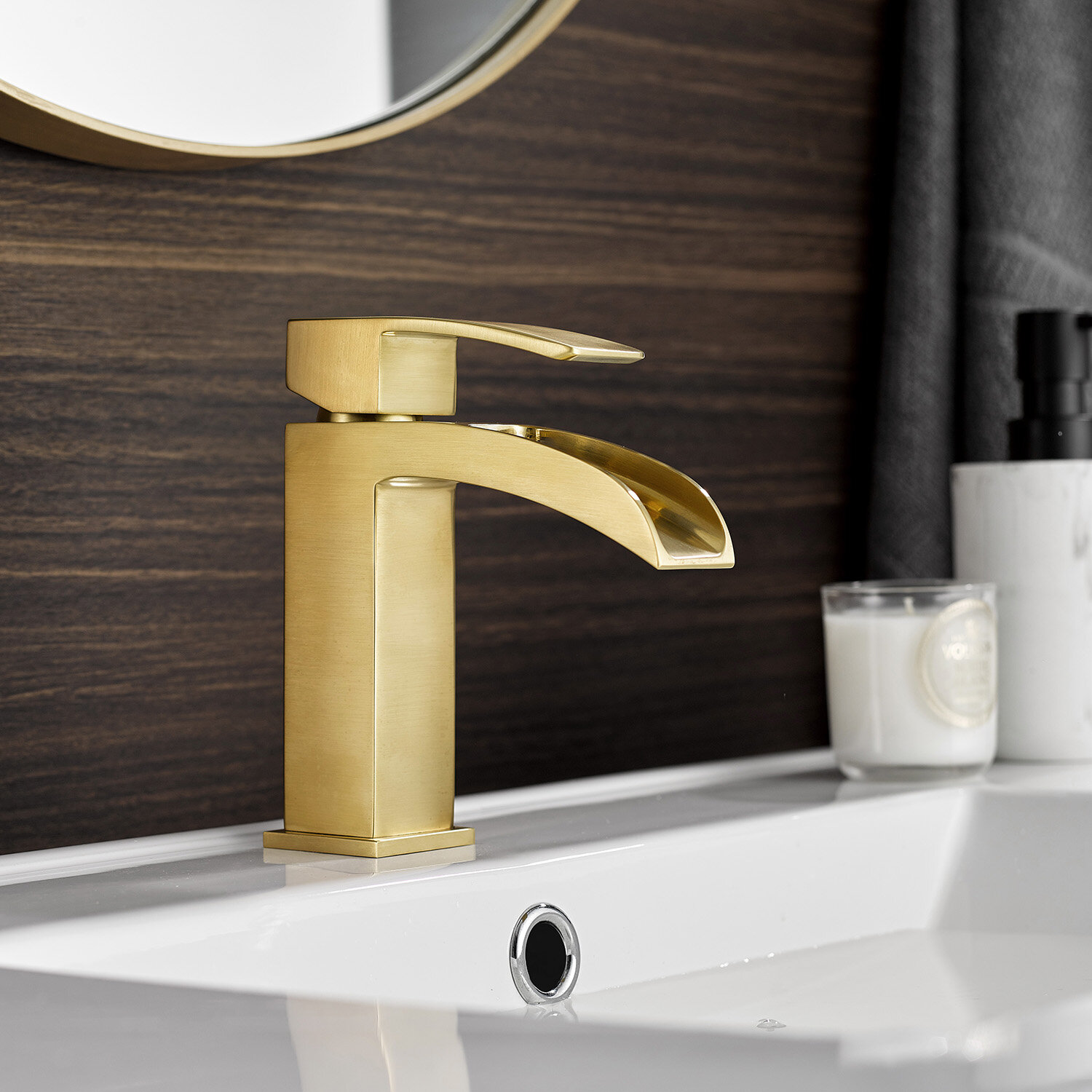 Vinnova Liberty Single Hole Bathroom Faucet Wayfair