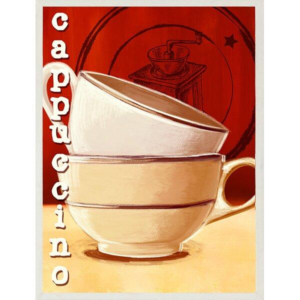 Ptm Images Cappuccino And Espresso 2 Piece Graphic Art Set Wayfair