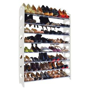Maison Condelle 8-Tier 40 Pair Shoe Rack