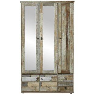Millste 3 Door Wardrobe By Williston Forge