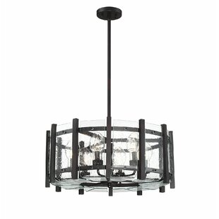 Giovani 6-Light Outdoor Chandelier