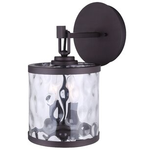 Check Prices Bernardine 2-Light Armed Sconce By Williston Forge