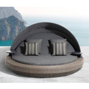 Sarasota Patio Daybed With Cushions By Ove Decors