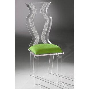 Monaco Acrylic Side Chair