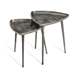 Interlude Lucia 2 Piece Nesting Tables
