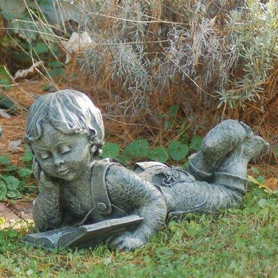 Ladybug Garden Decor Michael Statue