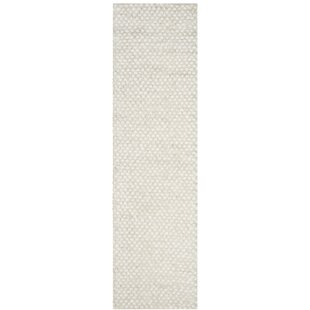 Buy Saint Tropez Handwoven Cotton White Area Rug Safavieh