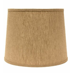9 Linen Drum Lamp Shade