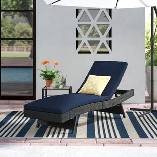Tripp Chaise Lounge with Cushion