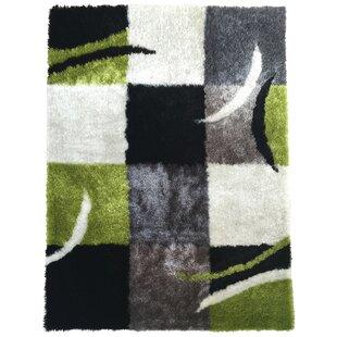 Gray And Lime Green Rugs Wayfair