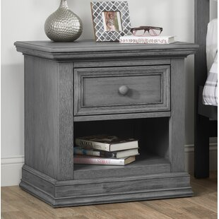 Find the perfect Mitzi 1 Drawer Nightstand by Birch Lane™ Heritage