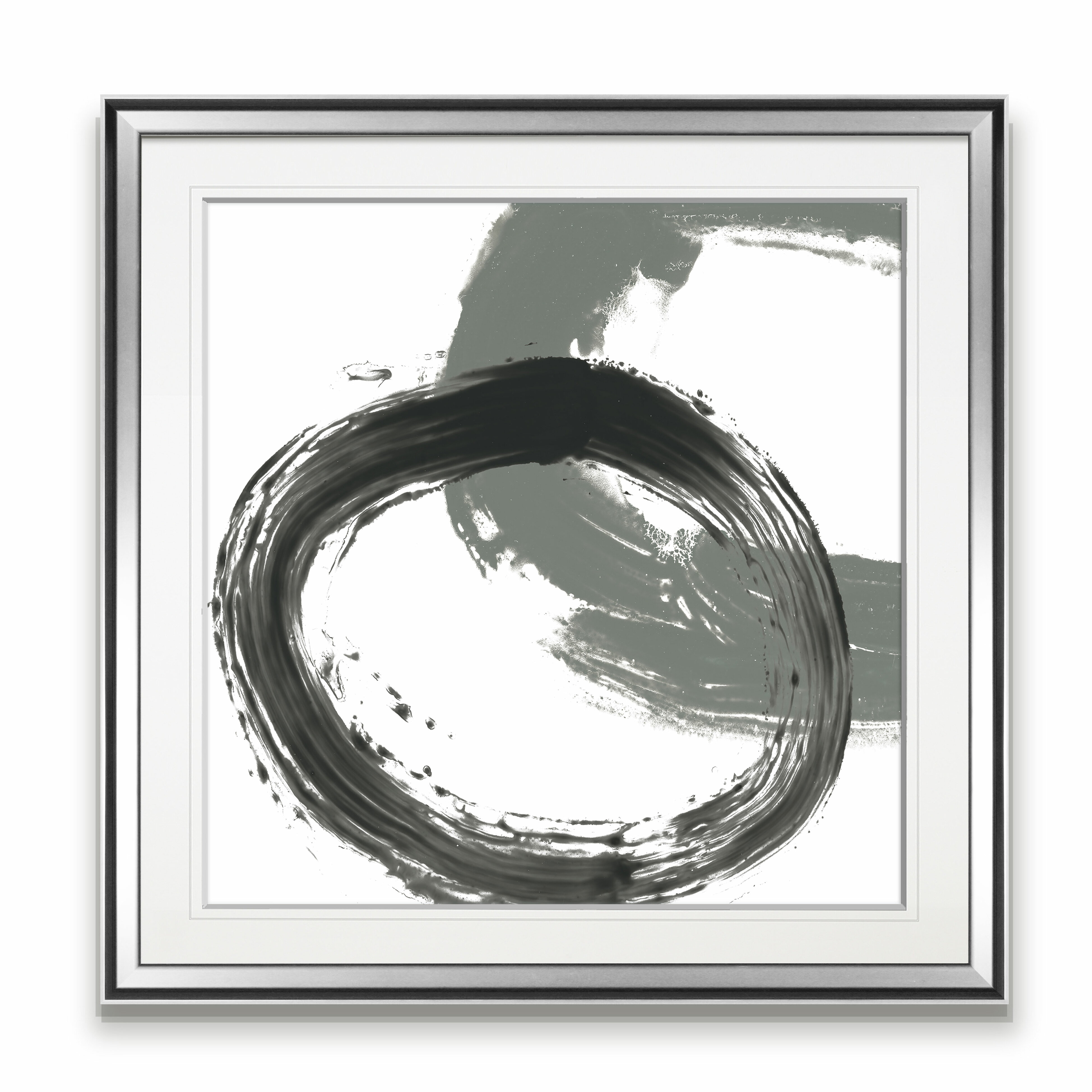 'Circular Reaction II' Painting