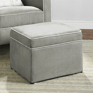 Tammy Storage Ottoman by Viv + Rae