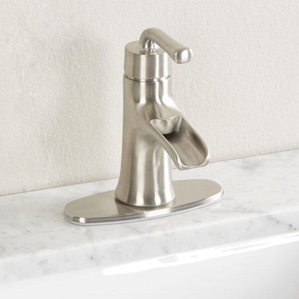 premier faucet sanibel single handle lavatory faucet reviews wayfair - Single Handle Bathroom Faucet