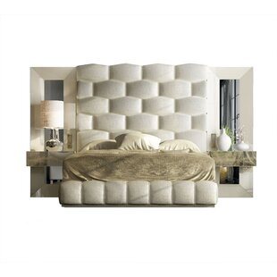 Jerri King Platform 5 Piece Bedroom Set