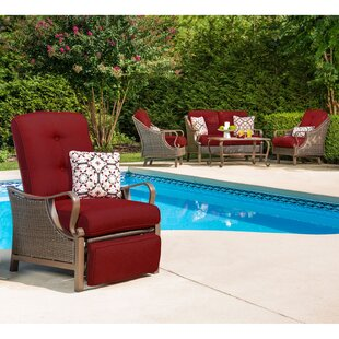 Sherwood Luxury Recliner Patio Chair with Cushions