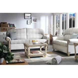 Low Price Alison 4 Piece Conservatory Sofa Set