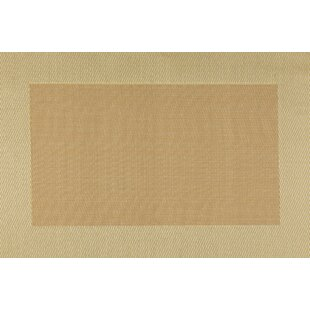Highpoint Thick Border Shades Placemat (Set of 12)