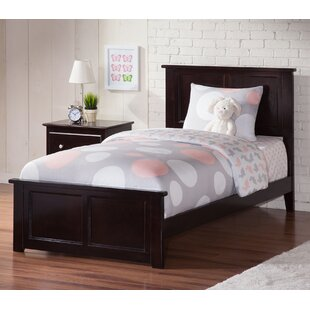 Alanna Panel Bed by Harriet Bee