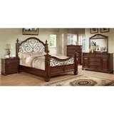Wommack Queen Upholstered Bedroom Set by Fleur De Lis Living