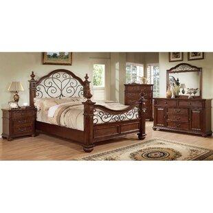 Wommack Queen Upholstered Bedroom Set