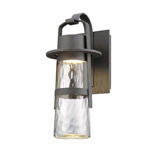Balthus LED Outdoor Wall Lantern by Moder..
