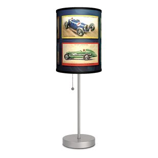 Fresh Race Car Table Lamp | Wayfair VR05