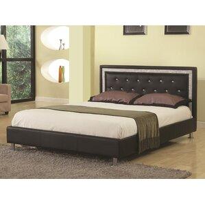 Elliana Upholstered Platform Bed by Willa Arlo Interiors