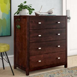 Erskine 4 Drawer Chest