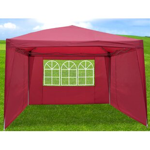 13 Ft. W x 10 Ft. D Steel Pop-Up Canopy by Sunrise Outdoor LTD
