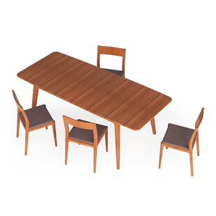 Laurel 5 Piece Dining Set Greenington